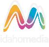 IdahoMedia Logo White